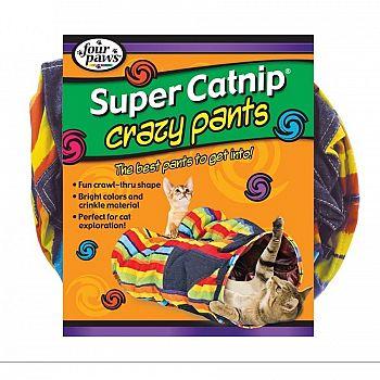 Crazy Pants Catnip Cat Tunnel