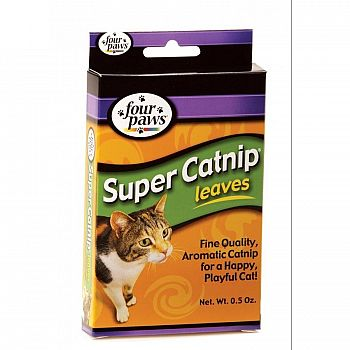 Super Catnip Leaves and Blossoms 0.5 oz