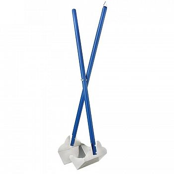 Scissors Style Plain Sanitary Pooper Scooper