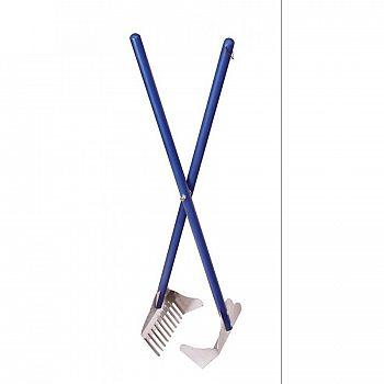 Sanitary Pooper Scooper - Rake