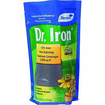 Monterey Dr. Iron  7 POUND BAG (Case of 8)