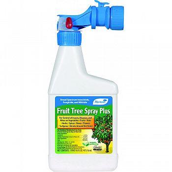 Monterey Fruit Tree Spray Plus Ready To Spray  16 OUNCE (Case of 12)