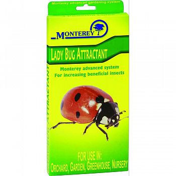 Monterey Lady Bug Attractant  3 PACK (Case of 12)