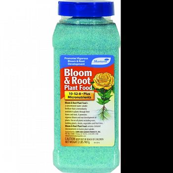 Monterey Bloom And Root Plant Food  2 POUND (Case of 12)