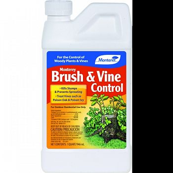Monterey Brush And Vine Control  32 OUNCE (Case of 12)