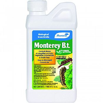 Monterey B.t. Concentrate  16 OUNCE (Case of 12)
