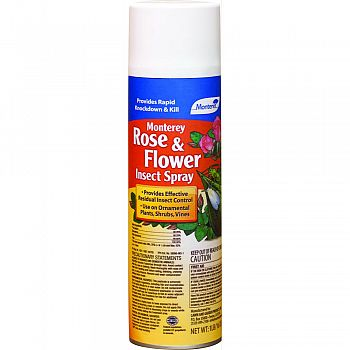 Monterey Rose And Flower Insect Spray Ready To Use  16 OUNCE (Case of 12)
