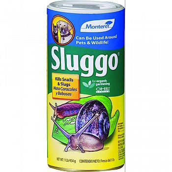 Monterey Sluggo Plus  1 POUND (Case of 12)