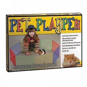 Small Animal Playpen - 13 X 36 X 9