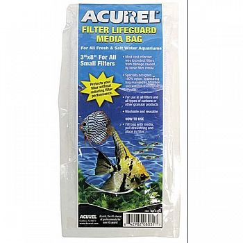 Acurel Filter Drawstring Bag