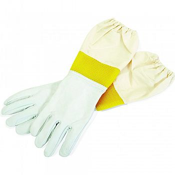 Beekeeping Gloves With Padded Vent