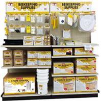 Little Giant Beekeeping Starter Display ASSORTED 71 PIECE