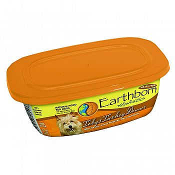Earthborn Holistic Tobys Turkey Dinner (Case of 8)