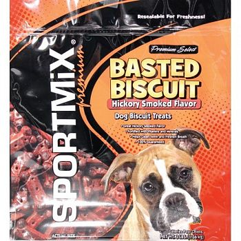 Sportmix Premium Select Basted Biscuit - 3 lbs / Hickory Smoked