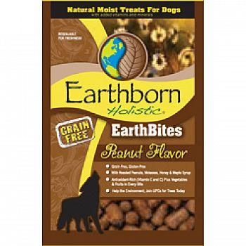 Earthbites Peanut Flavor (Case of 8)