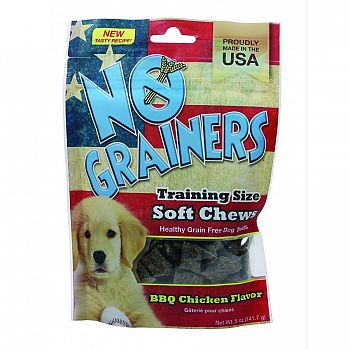 No Grainers Training Size Soft Chew