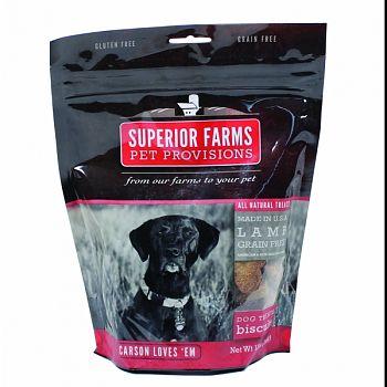 Pet Provisions Bicuits Dog Treats - 12 oz.