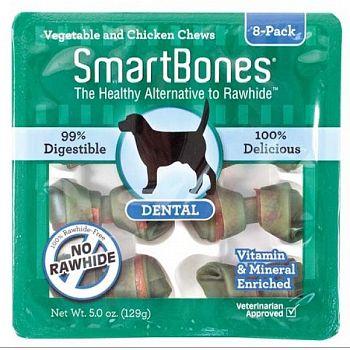 Smartbones Dental - mini 8 pk.