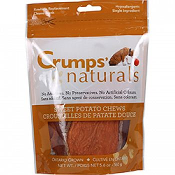 Naturals Sweet Potato Chews