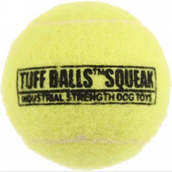 Tuff Ball Squeak Bulk (Case of 12)