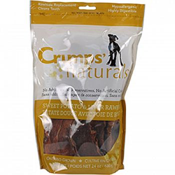 Naturals Sweet Potato & Liver Rawhide
