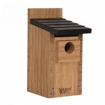 Bamboo Bluebird Box House