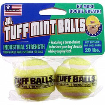 Jr Tuff Mint Balls (Case of 3)
