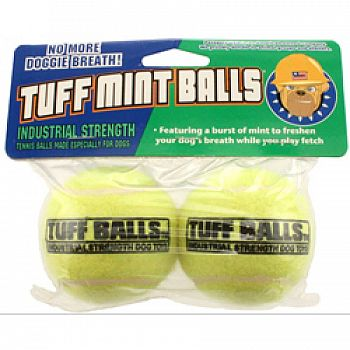 Tuff Mint Balls (Case of 3)