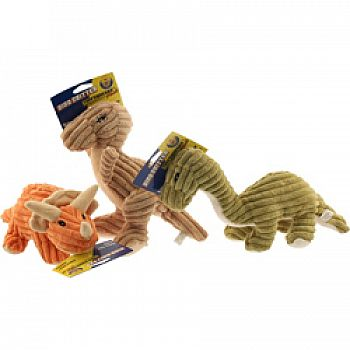 Tuff Squeaks Dino Critter (Case of 3)