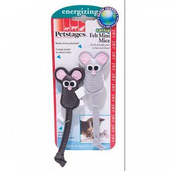 Catnip Felt Mini Mice