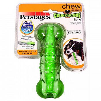 Crunchcore Bone Dog Chew Toy - Large