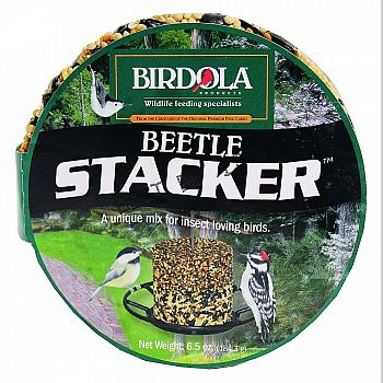 Beetle Stacker Cake 6.5 oz. each (Case of 6)