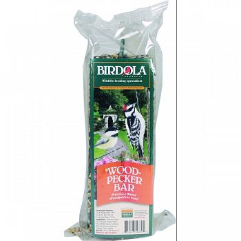 Birdola Wood-pecker Bar  14 OUNCE (Case of 10)
