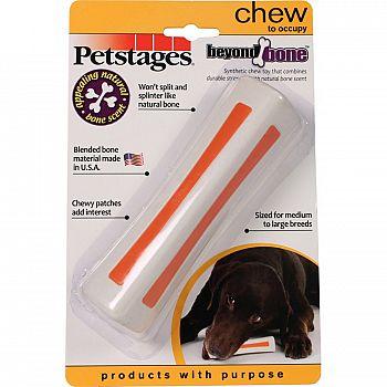 Beyond Bone Synthetic Chew Dog Toy