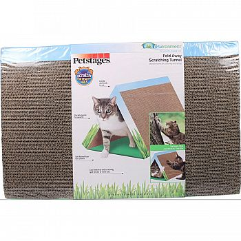 Invironment Fold Away Scratching Tunnel