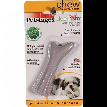 Deerhorn Long Lasting Antler Chew Bone  PETITE/XS