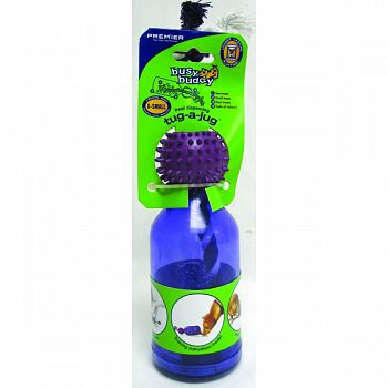 Busy Buddy Tug-a-jug PURPLE EXTRA SMALL