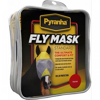 Pyranha Fly Mask - No Ears  WARMBLOOD/XL