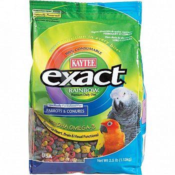 Parrot Exact Rainbow