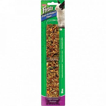 Fiesta Rabbit Fruit and Veggie Stick - 4.5 oz.