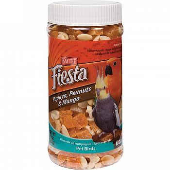 Fiesta Papaya Peanut Mango Jar for Pet Birds - 10 oz.