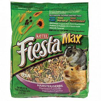 Fiesta Max Hamster / Gerbil 4.5 lbs