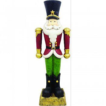 Tall Christmas Nutcracker Statue  28 INCH