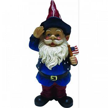 Americana Gnome RED/WHITE/BLUE 5X5X12 INCH (Case of 4)