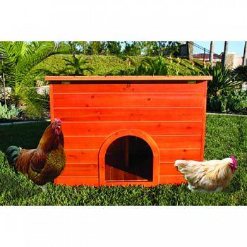 Wooden Chicken Nesting Hutch  38X3030 INCH