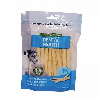 Healthy Hide Dental Twists