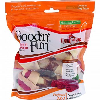 Good N Fun Triple Flavor Chews