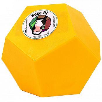 Nose-it! Ball Flat Slow Feeder & Treat Dispenser