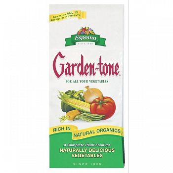 Garden Tone 3 4 4 Organic Fertilizer Landscape Supplies Gregrobert