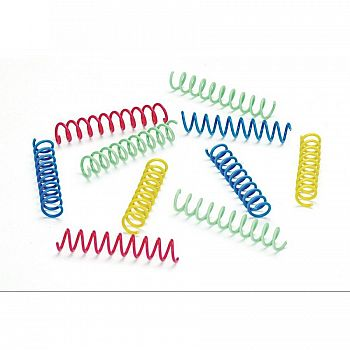 Thin Springs Cat Toys - 10 pk.
